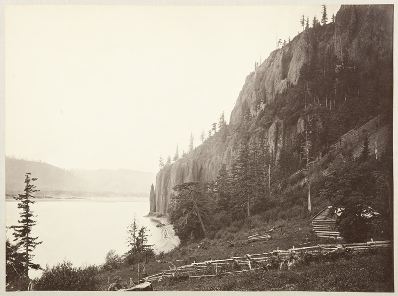 Watkins #421 - Cape Horn, Columbia River, Washington Territory