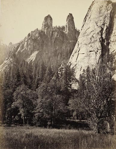 #22 - Cathedral Spires, Yosemite