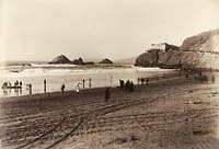 668 - The Cliff House and Seal Rocks, San Francisco