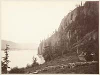 421 - Cape Horn, Columbia River, Washington Territory
