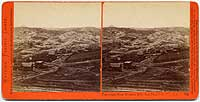 762 - Panorama from Russian Hill, San Francisco, No. 1