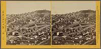 768 - Panorama from Russian Hill, San Francisco, No. 7