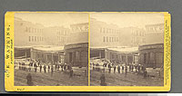 982 - Effects of the Earthquake, Oct. 21, 1868, Market and First sts.