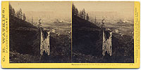 1209 - Panorama of Portland and the Willamette River, Oregon #9