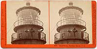2001 - Light House, Farallone Islands, Pacific Ocean