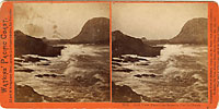 2039 - Surf View, Farallone Islands, Pacific Ocean