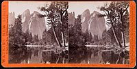 3102 - Cathedral Rocks and Spires, Yosemite Valley, Mariposa County, Cal.