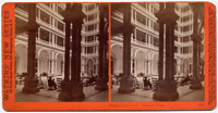 3555 - Palace Hotel, Interior View, San Francisco.