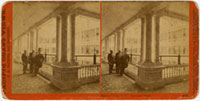 3556 - Palace Hotel, S.F., Interior View.