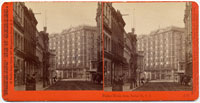 3570 - The Palace Hotel from Sutter St., San Francisco.