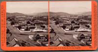4354 - Distant view, S.P.R.R. Depot, Los Angeles, Cal.