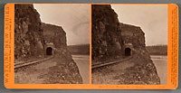 E20 - East Portal, Tunnel #3, Columbia River, Oregon.