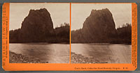 E44 - Castle Rock, Columbia River Scenery, Oregon