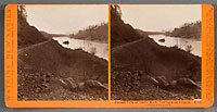 E51 - Distant View, Castle Rock, Looking West, Oregon
