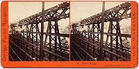31 - Trestle Bridge, Clipper Ravine, near view