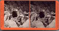 3398 - Miner's Tunnel, Humbug Canon, Nevada County, Cal.